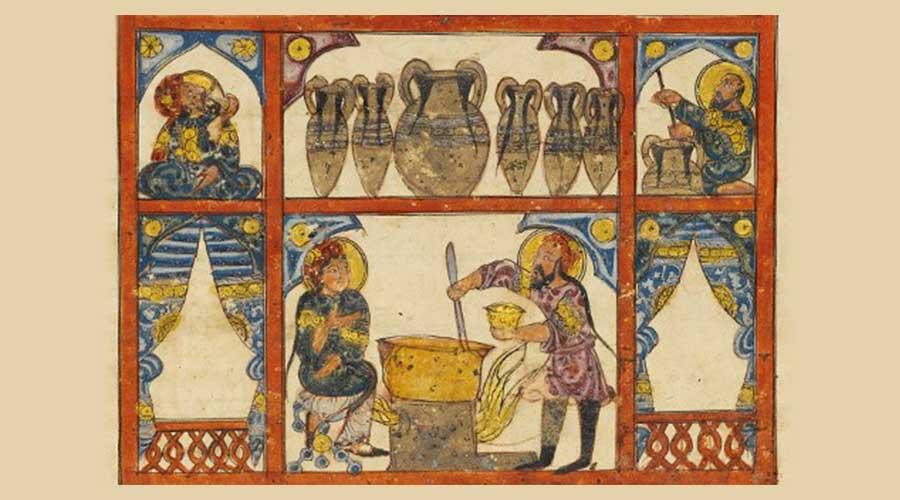 درمان در طب سنتی ایرانی